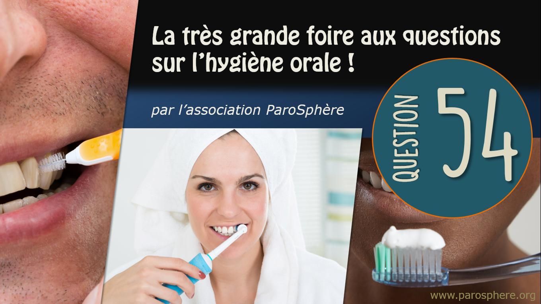 FAQ 54 | J'ai trouvé des fils dentaires montés sur des fourches en plastique, c'est plus pratique non ?