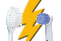 Brosse à dents manuelle vs électrique © ParoSphère