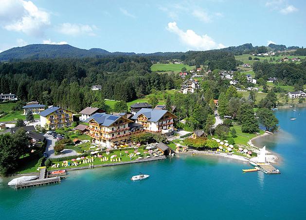 Die schönsten Hotels im Salzkammergut direkt am See.