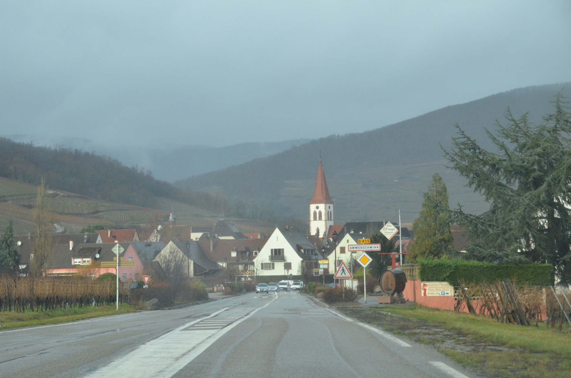 ALSACE/Village
