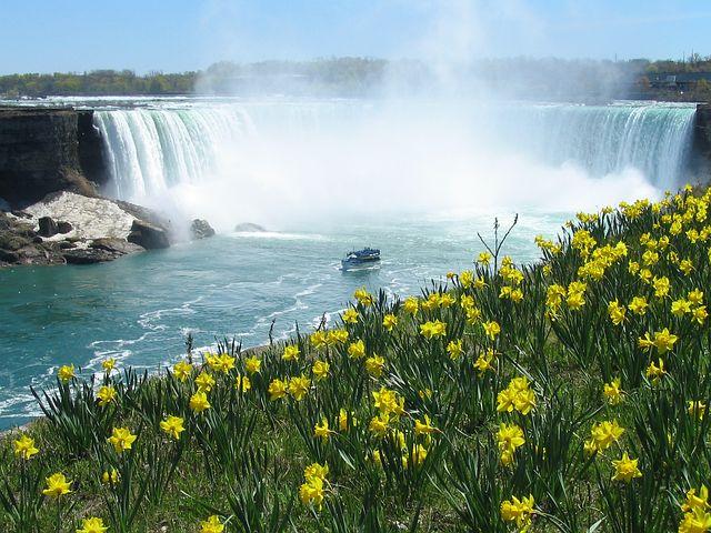 CANADA/Ontario/Chutes du Niagara