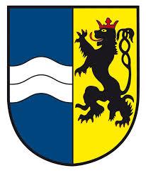 Das Wappen des Rhein-Neckar-Kreises