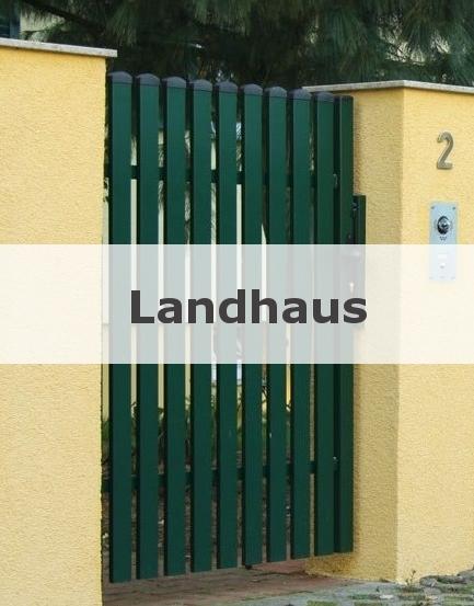 Landhauspforten
