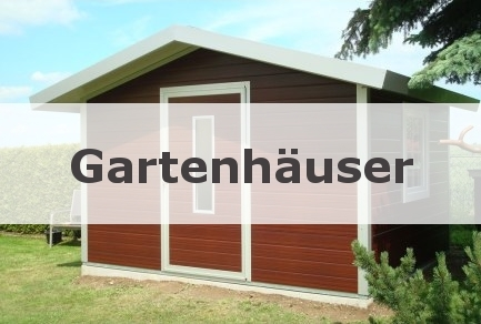 Gartenhäuser Metall