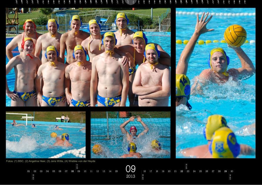 BSC-Kalender 2013 - September