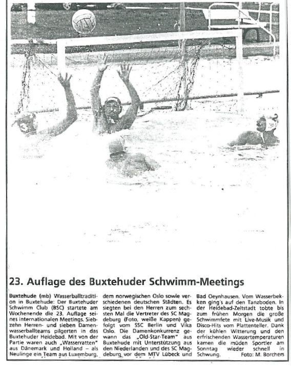 Buxtehuder Tageblatt 09/1994