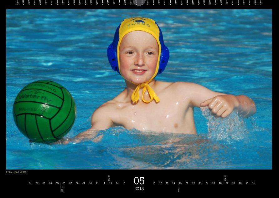BSC-Kalender 2013 - Mai