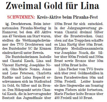 Neue Buxtehuder Wochenblatt vom 02.03.2013