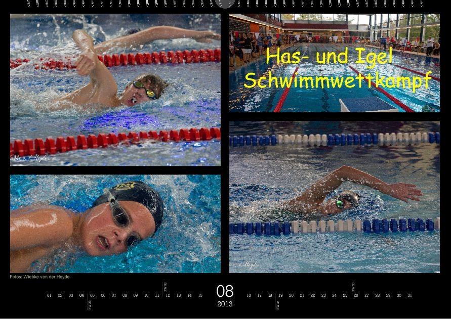 BSC-Kalender 2013 - August