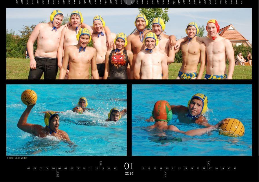 BSC-Kalender 2014 - Januar