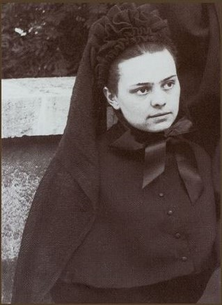 2 Agosto 1901, Elisabetta Catez entra in Carmelo