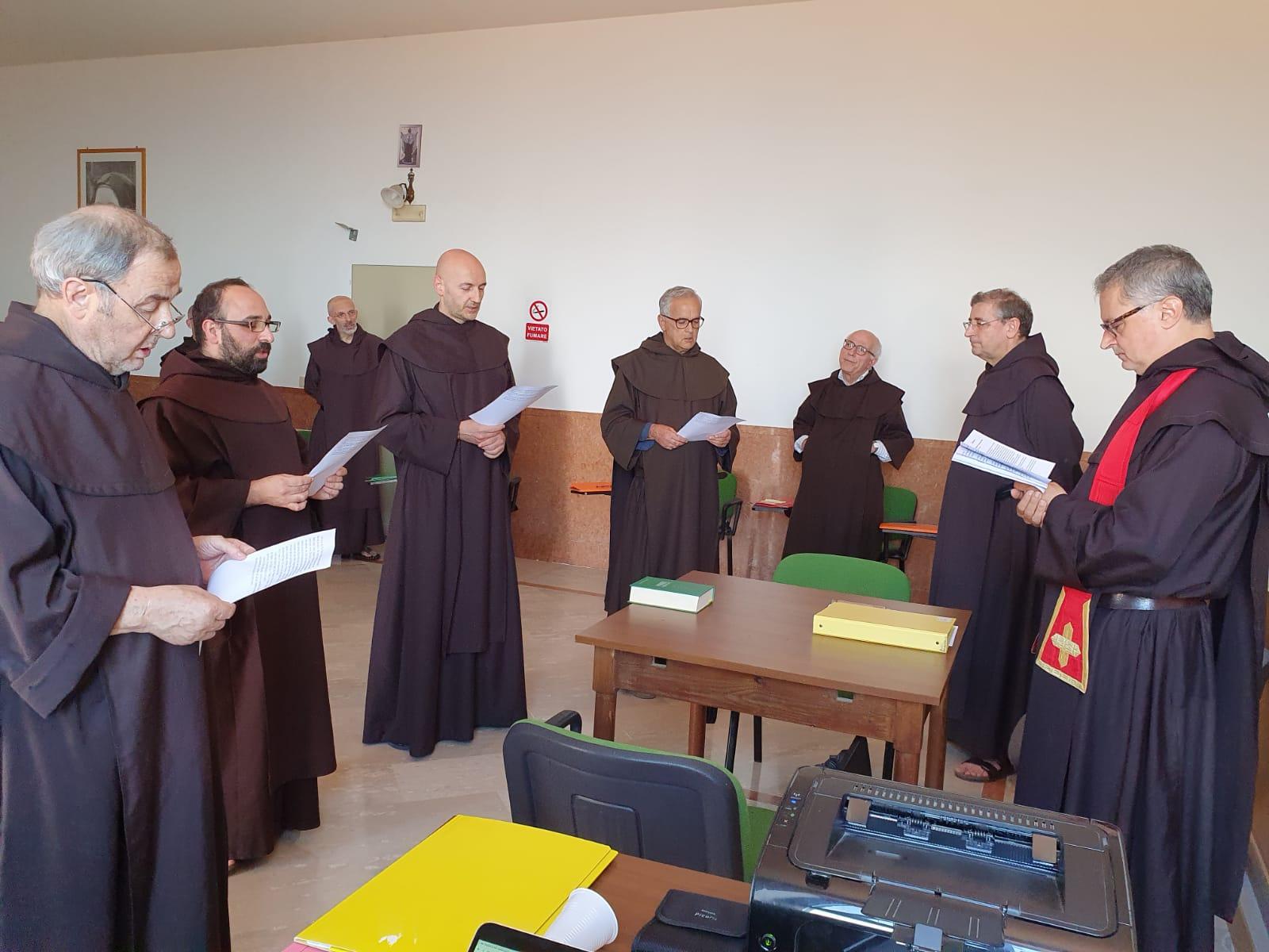 Professione di fede e di fedeltà alla Parola di Dio ed al Magistero della Chiesa