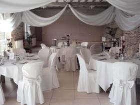 MARIAGE DANET TRAITEUR- Décor de tables