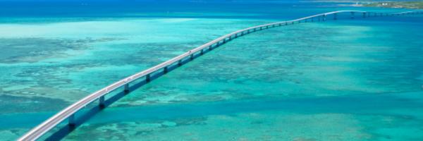 ○日本にもこんな素敵な景色の橋...