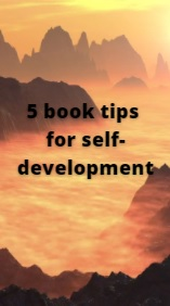 5 book tips for self-development