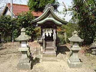 米子八幡神社・荒神社