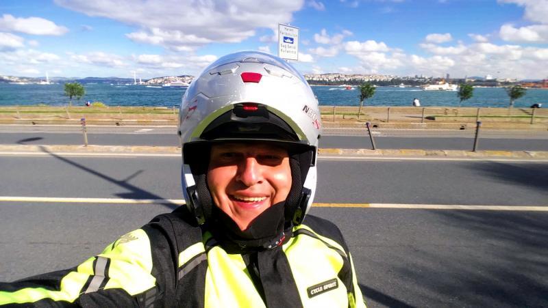 Istanbul für Biker