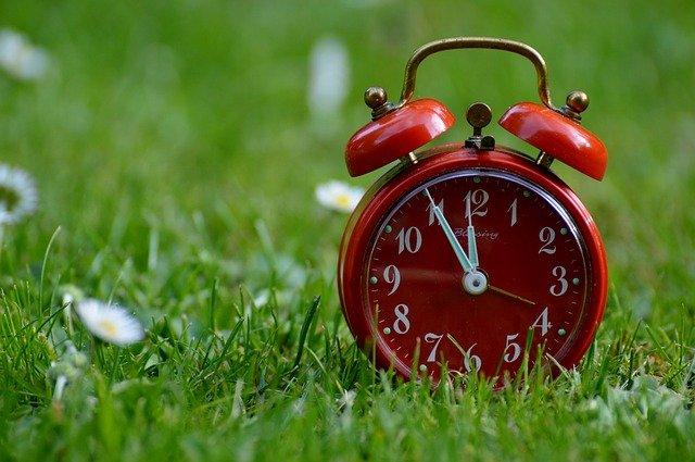 #25 2021 Wie kann ich im Business Zeit sparen?