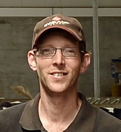 Christian van Winden - Penningmeester
