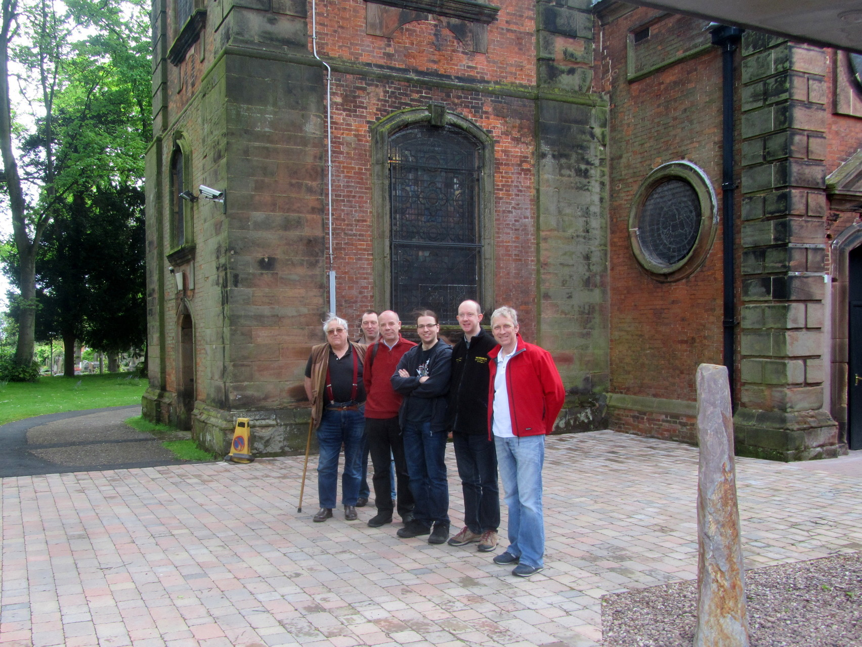 Castle Bromwich Heritage Festival - visiting ringers