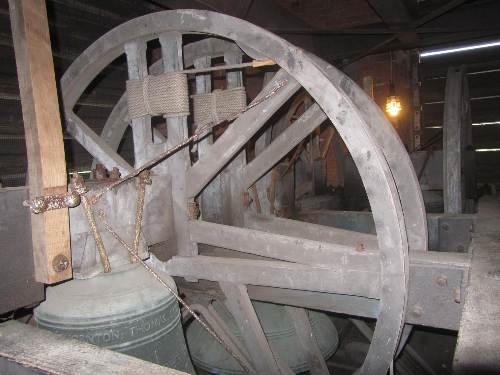 A bell wheel