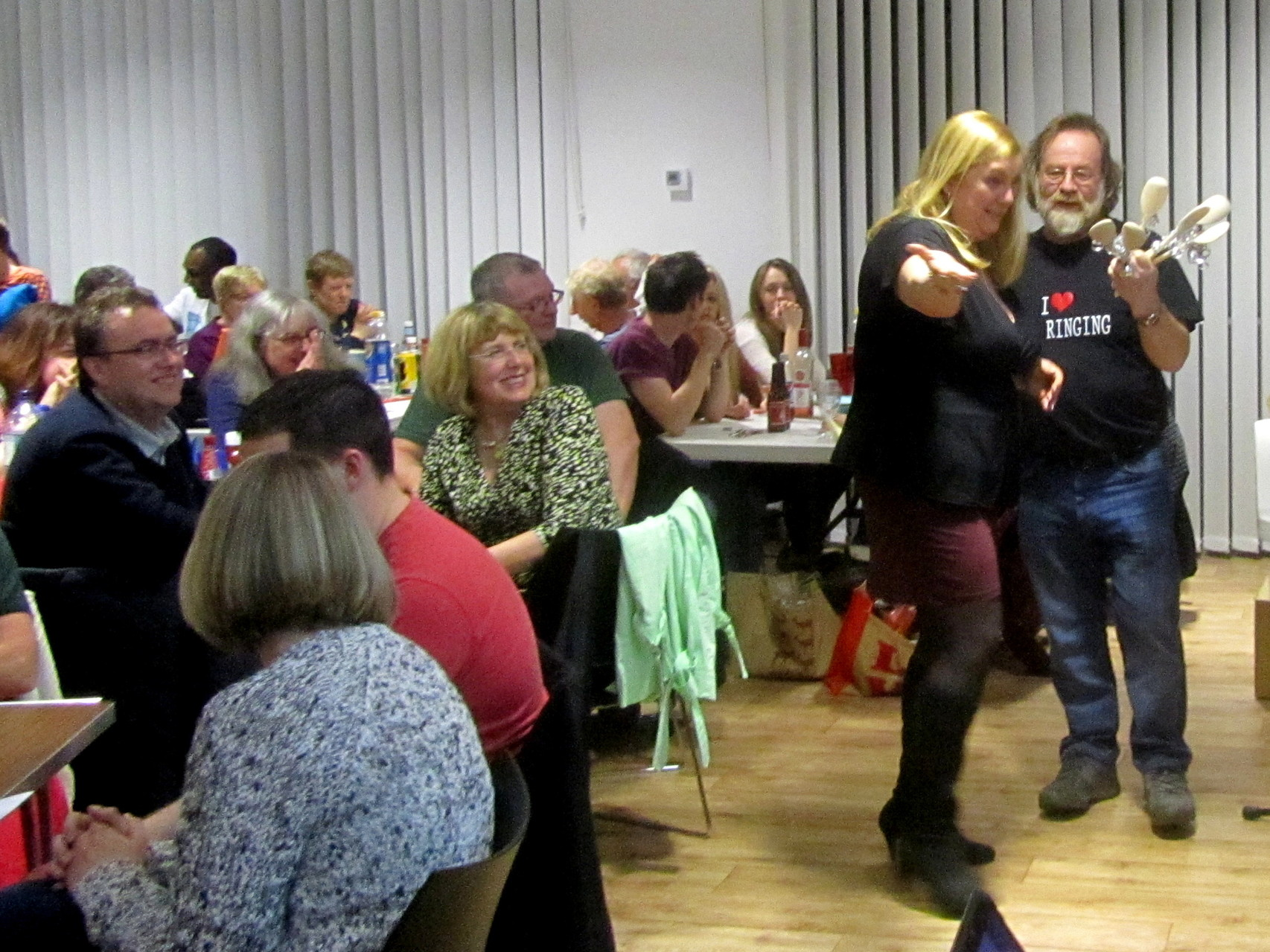 Quiz time - in aid of the Bell Restoration Fund