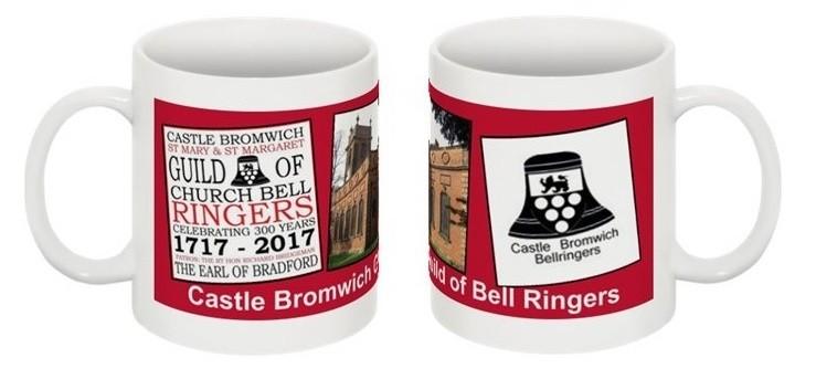 You'd be a mug not to buy one of our mugs! Only a FIVER!