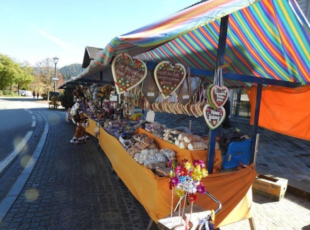 Markttag in Sirnitz