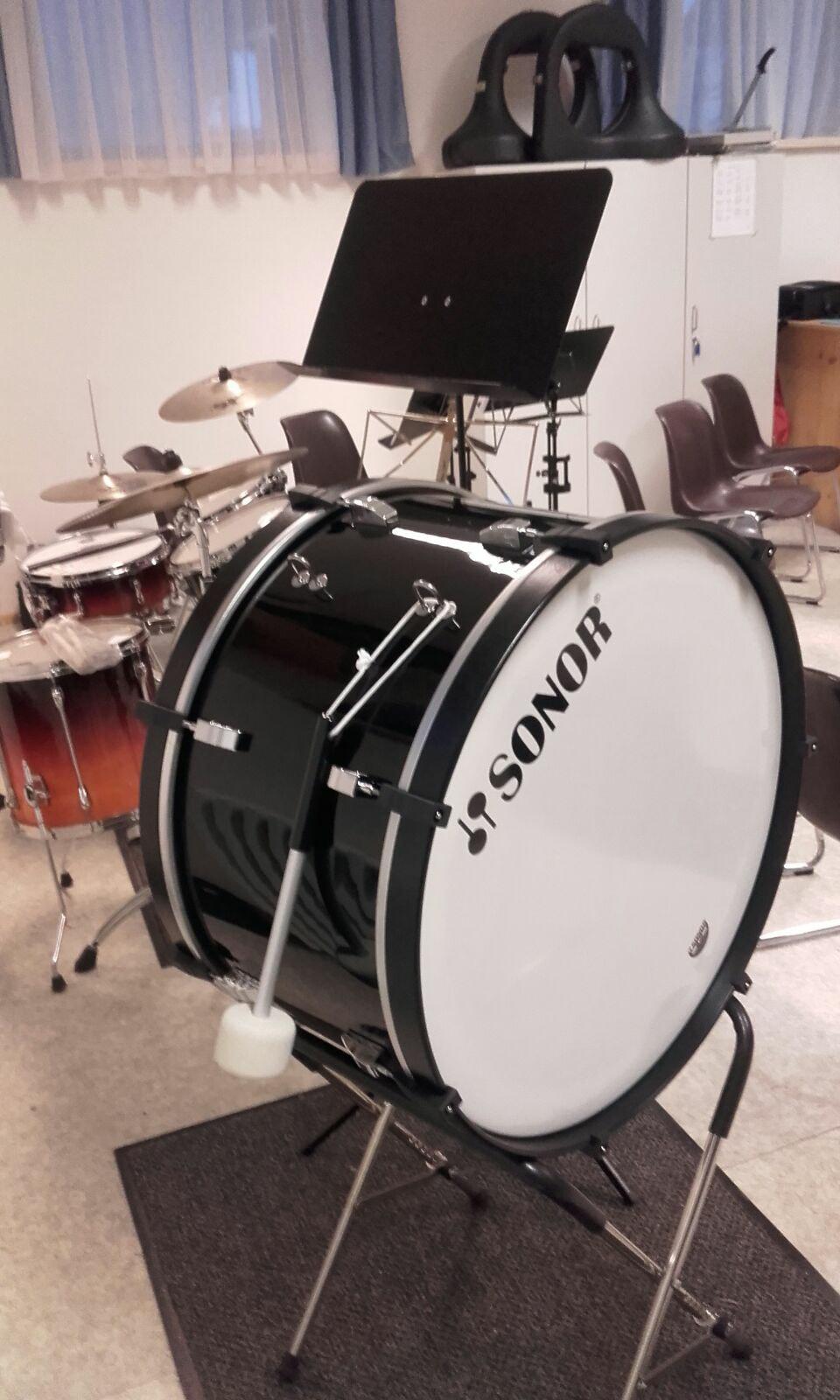 Ankauf einer neuen Trommel