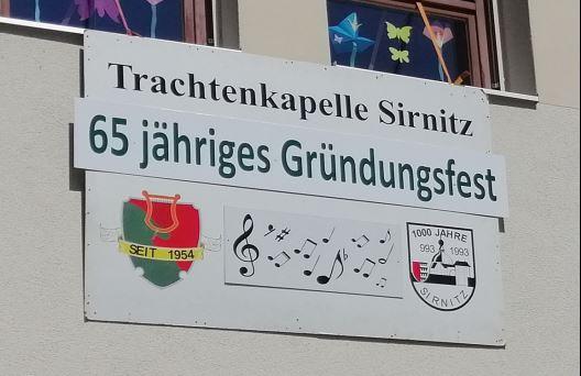 65 Jahre Trachtenkapelle Sirnitz