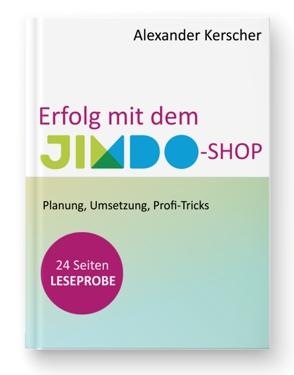 Erfolg mit dem Jimdo-Shop erscheint im September 2017