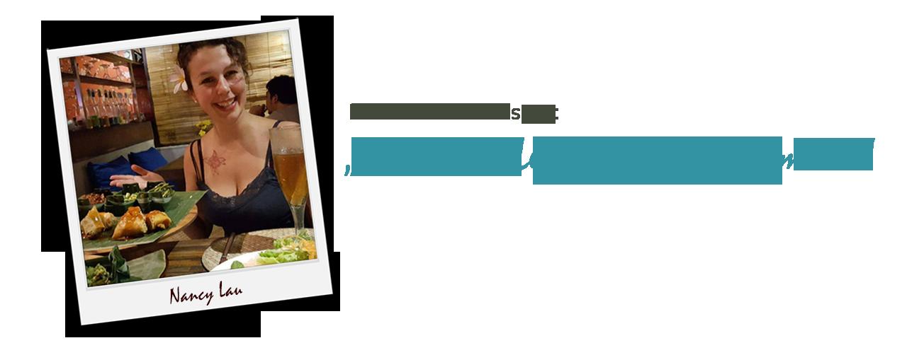 Ernährungsberatung in München | Diätassistentin Nancy Lau