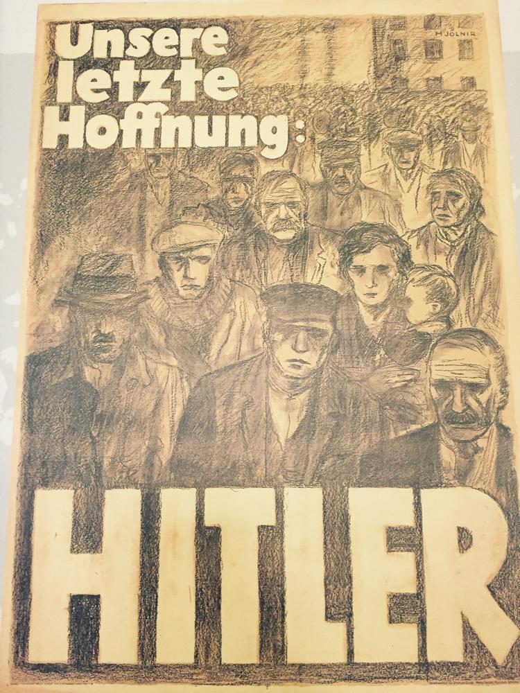 ¨Nossa última esperança: Hitler¨