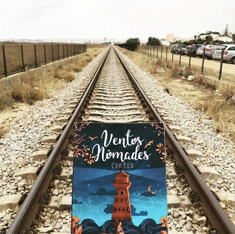 Vamos pegar um trem por aí? No Algarve, Portugal. Foto by: Manuela Marques Tchoe
