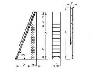 Escaleras especiales escaleras profesionales for Escaleras profesionales