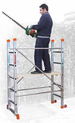 Andamios plegables escaleras profesionales for Escaleras profesionales