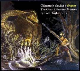 Gilgamesch gegen Drache