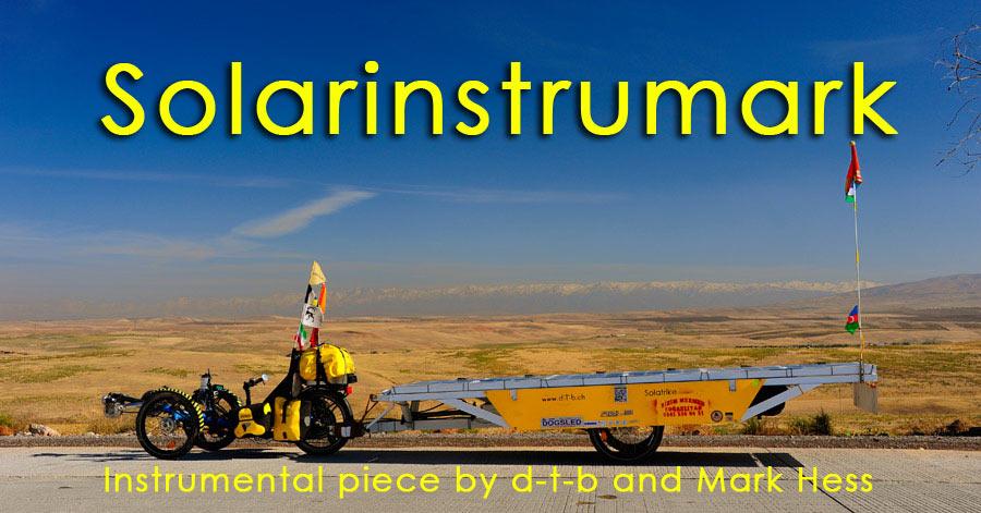 Solarinstrumark - instrumental