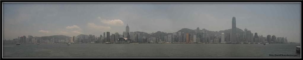 C2553pan Hong Kong Pier