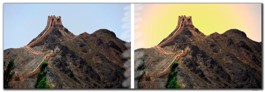 CN0122.Jiayuguan.Ming Great Wall
