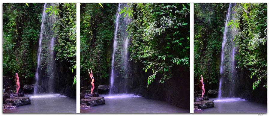 ID0122.Apuan.Tibumana Waterfall small with Model