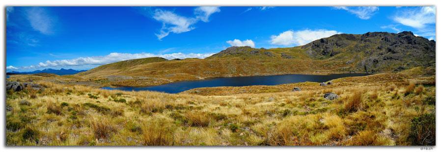 NZ0495.Kahurangi N.P.Little Sylvester Lake