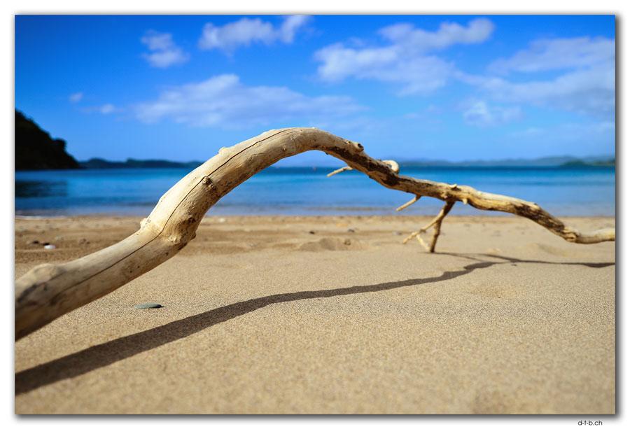 Russell. Waitata Beach