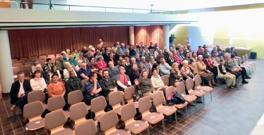 Solatrike - Vortrag in Urdorf, Schweiz
