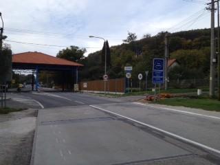 SK: Boardercrossing Czech Republic - Slovakia (Photo: Maros)