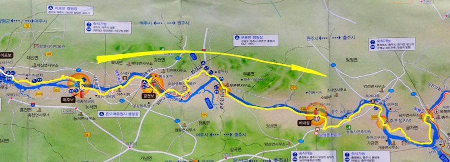 Tag 273: Dangnam - Chungju (Kroki)