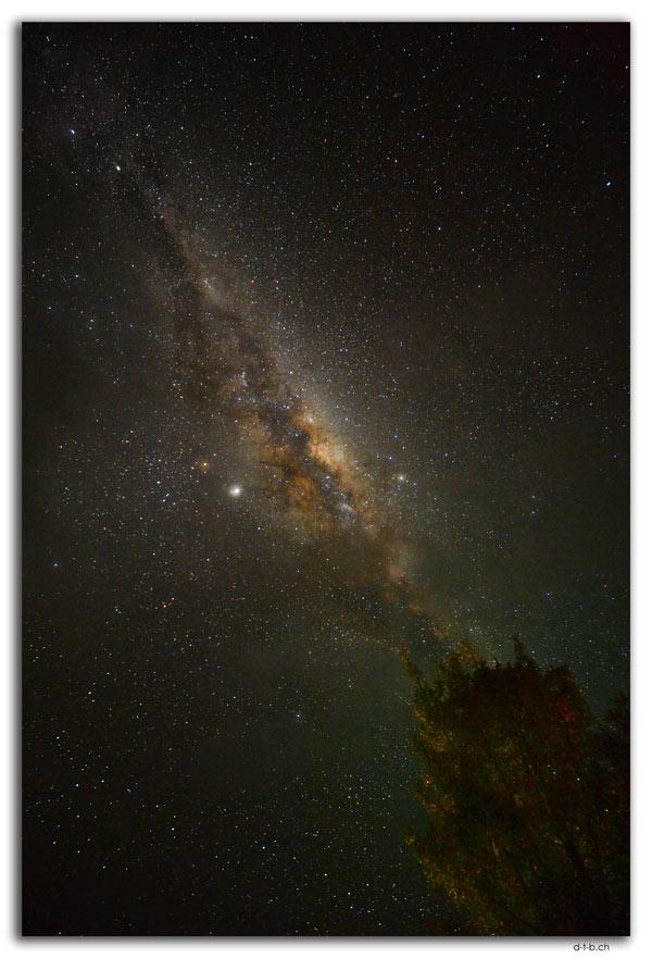Waipoua Milky way