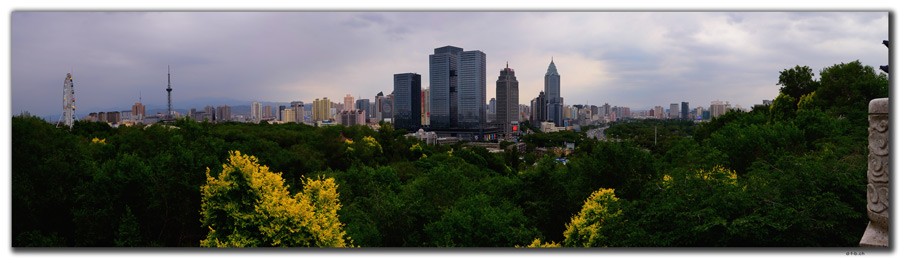 CN0025.Urumqi.Hongshan Park