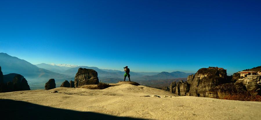 Griechenland, Meteora