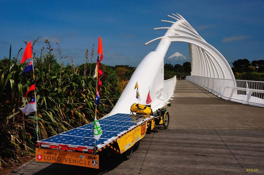 Solatrike + Te Rewa Rewa Brücke